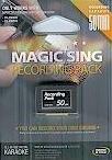 Suomalainen laulukortti 3 Magic Sing karaokemikrofoneihin