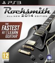 RockSmith 2014 PS3