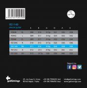 Galli Strings RS-1149 sähkökitaran kielet