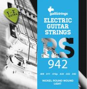 Galli Strings RS-942 light sähkökitaran kielet