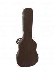 Kitaralaukku teräskieliselle kitaralle puinen