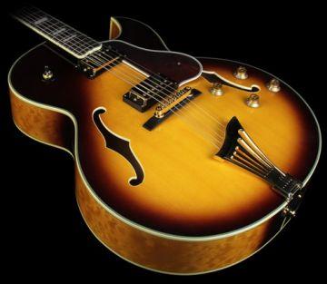 Samick Greg Bennett Lasalle JZ-3 jazzkitara