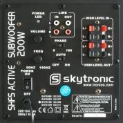 Skytronic SHFS08B Aktiivi subwoofer