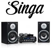Auna Hi-Fi/karaoke äänentoistopaketti Star 3