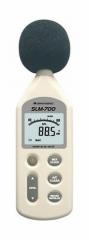 Omnitronic SLM-700, Desibeli Mittari