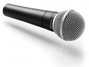 Shure SM58SE mikrofoni