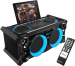 Kannettava Akkukäyttöinen Kaiutin BLUETOOTH, USB, SD & FM-RADIO