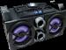 Kannettava Akkukäyttöinen 300W Kaiutin/DJ-Mixer/USB/BT/AUX /GUITAR & MIC