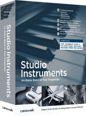 Roland Studio Instruments softa