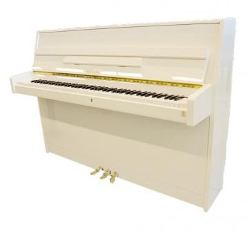 HELLAS Tapiola valkoinen piano