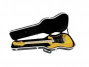 Kitaralaukku stratocaster kitaroille ABS-muovia