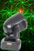 Hieno Moving Head Laser kaukosäätimellä
