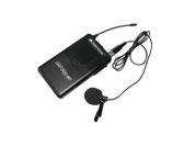 Omnitronic taskulähetin + lavaliermikrofoni