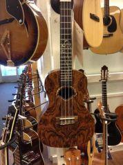 Baton Rouge V6C Venus ukulele (konsertti)
