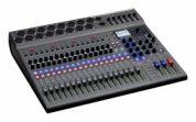 Zoom LiveTrak L-20 - mikseri, tallennin, äänikortti
