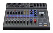 Zoom LiveTrak L-8 - mikseri, tallennin, podcaster